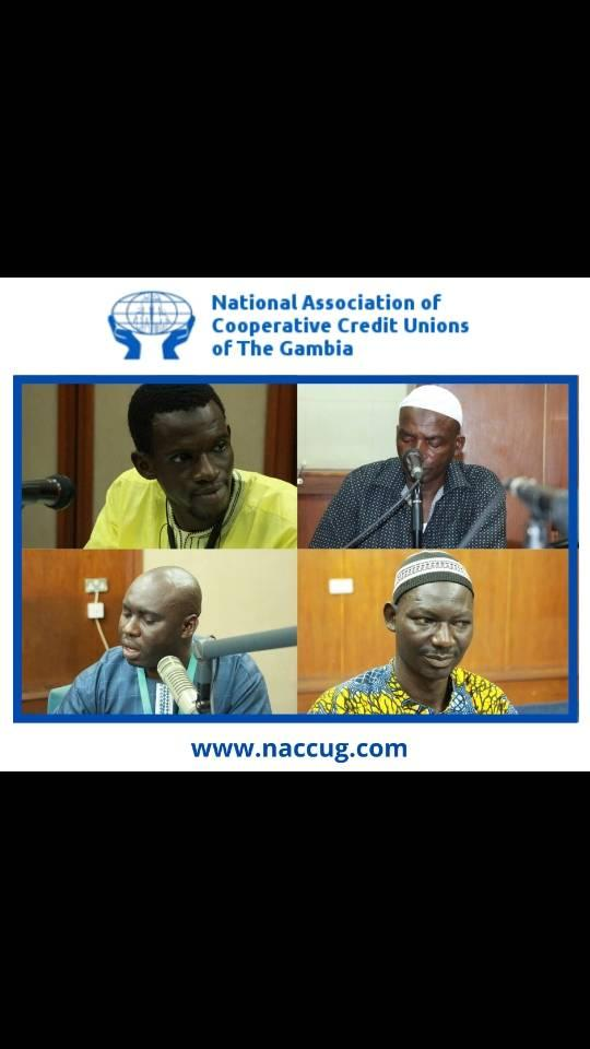 NACCUG & Credit Unions in The Gambia Part 1