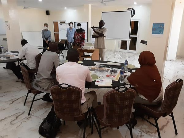 SBFIC Training of Trainers (TOT) on MBSG