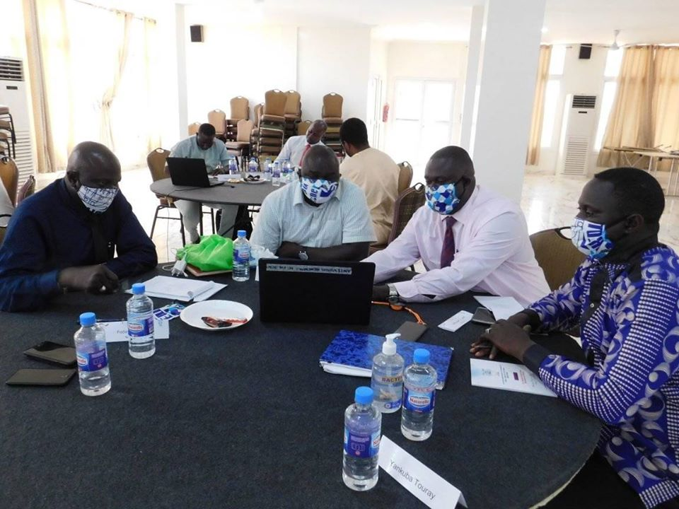 STAKEHOLDER ENGAGEMENT ON THE WAY FORWARD FOR THE NACCUG TRAINING ACADEMY: