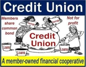 Credit unions serving the financial need of their members